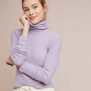 Anthropologie Brushed Fleece Sweater